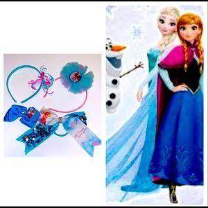 Girl Disney Frozen Girl accessories bundle of 4